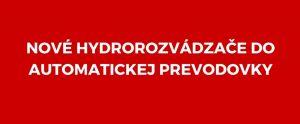 autoservis - predaj nových hydrorozvádzačov do automatických prevodoviek