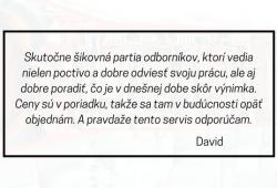 david recenzia na autoservis automatickych prevodoviek