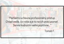 tomas vseobecna recenzia na servis automatickych prevodoviek